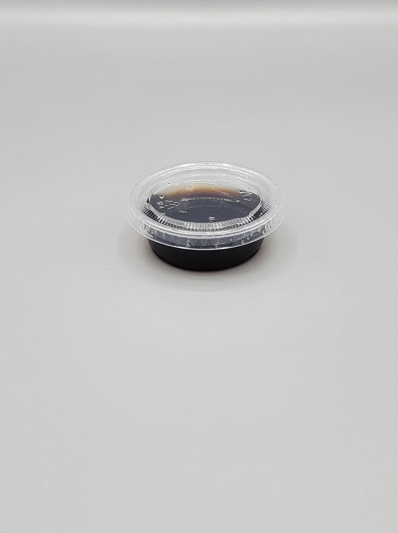 1.5 oz Plastic Portion Cup - 2,500/Case