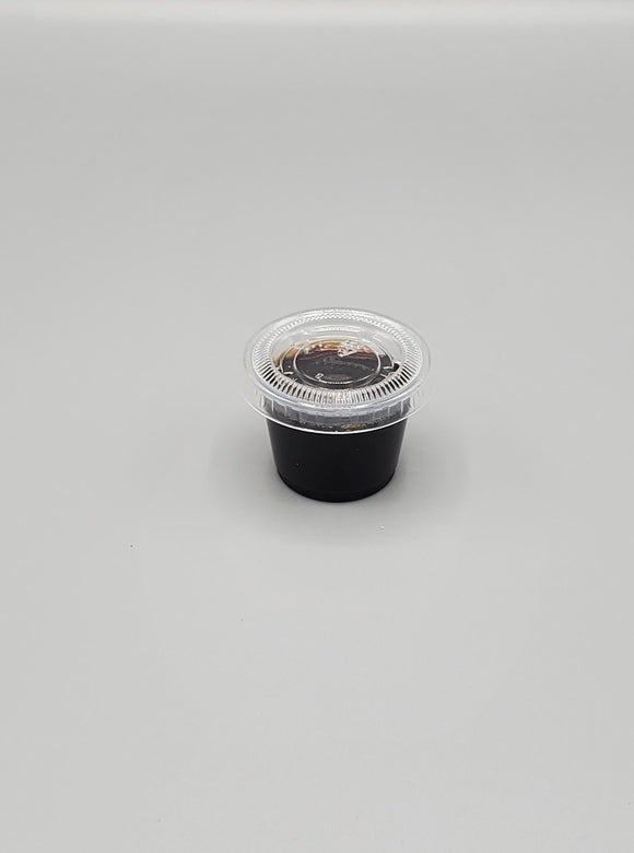 1 oz. Plastic Portion Cup - 2,500/Case