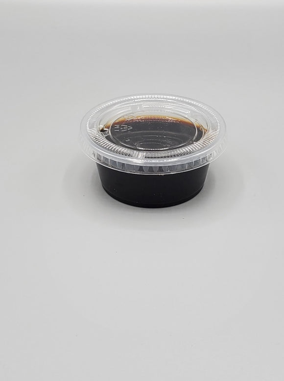 3.25 oz Plastic Portion Cup - 2,500/Case