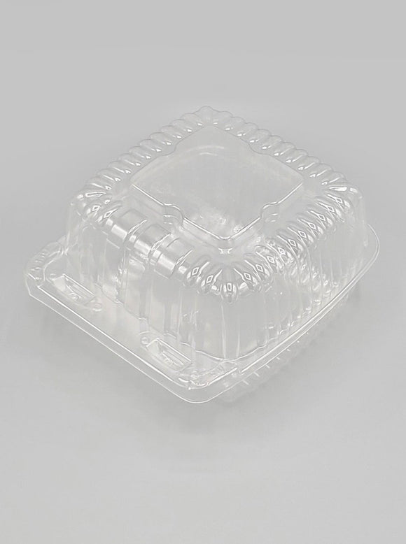 HFA Clear Hinged PET Plastic 5