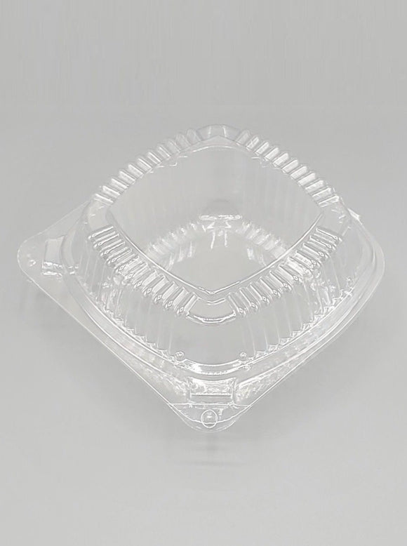 KPT Clear Hinged PET Plastic 5