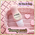 Yummy Mask for Face & Body | Sweet & Gentle Cosmetics Line