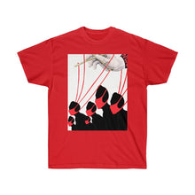 Load image into Gallery viewer, Mask Puppet Red Tee