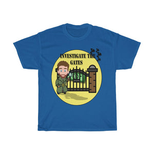 Investigate the Gates Tee