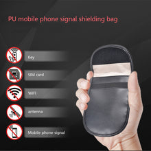 Load image into Gallery viewer, Anti Radiation, Anti Tracking - Faraday Bag for Cell Phones & Car Keys EMF Protection Case