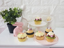 Load image into Gallery viewer, Easter Cupcake Box of 6