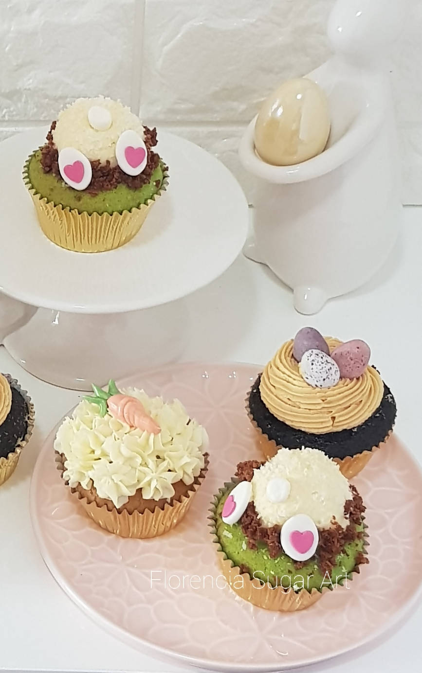 Easter Cupcake Box of 6