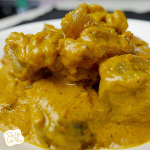 Gulai Tunjang ( Kikil ) / Beef Tendon Curry