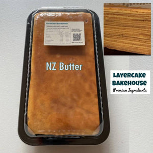 LAPIS LEGIT ORIGINAL with NZ Butter - half size tin (10 cm x 20 cm) - Saturday Delivery