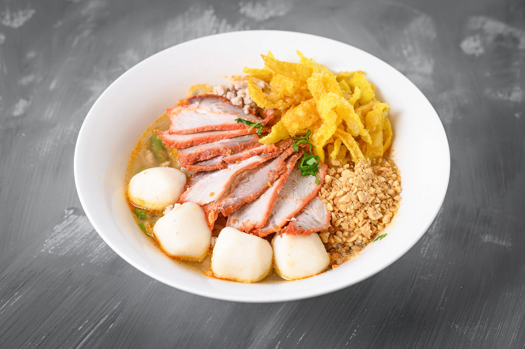 Dodee Noodle Soup BBQ Pork