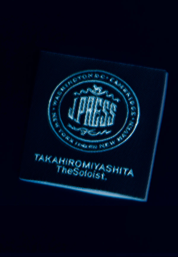 TAKAHIROMIYASHITATheSoloist. & J.PRESS ORIGINALS, Joint works at 19SS