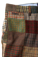 ROWING BLAZERS - PATCHWORK TWEED TROUSERS