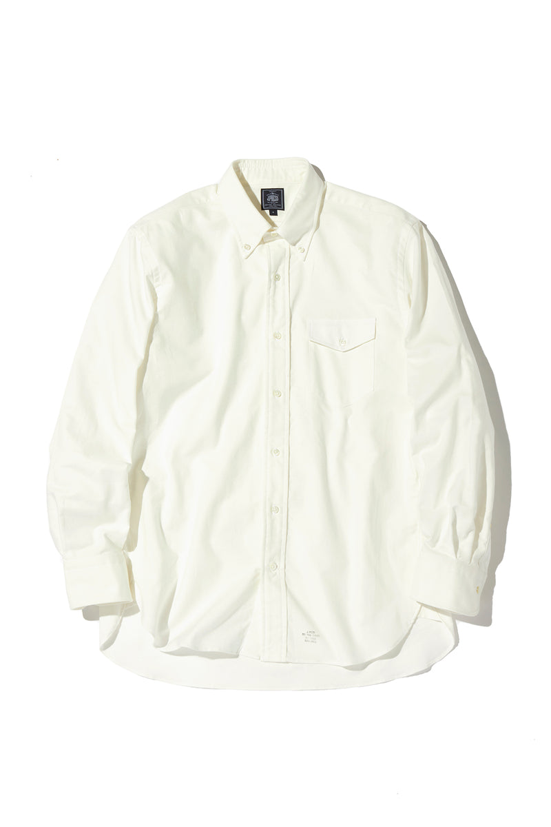 HERITAGE STOCK PROGRAM - OXFORD B.D. SHIRT AUTHENTIC FIT