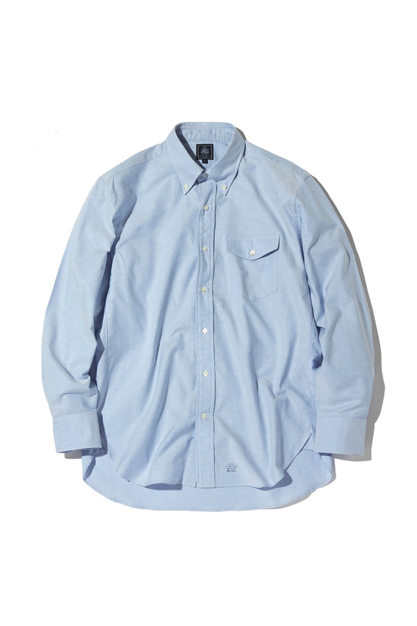 Oxford B.D. Shirt Authentic Fit