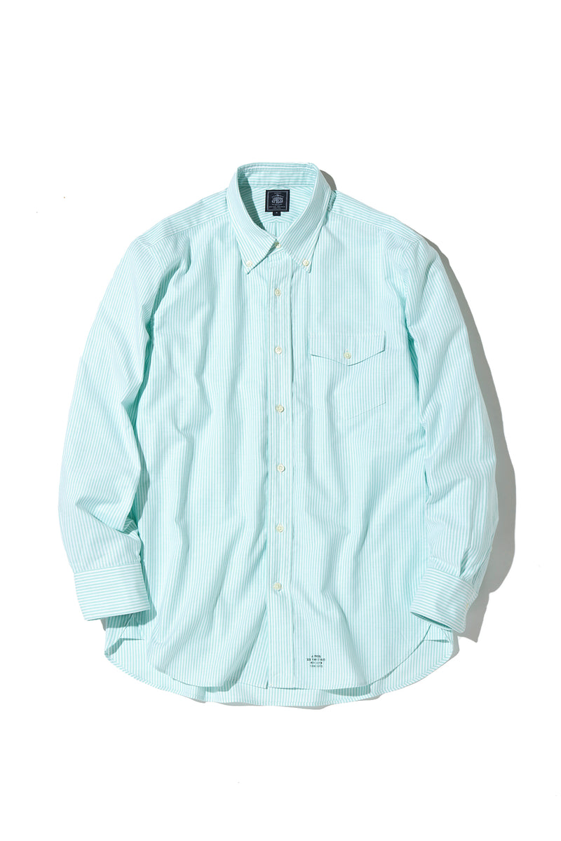 Oxford B.D. Shirt Candy ST Authentic Fit