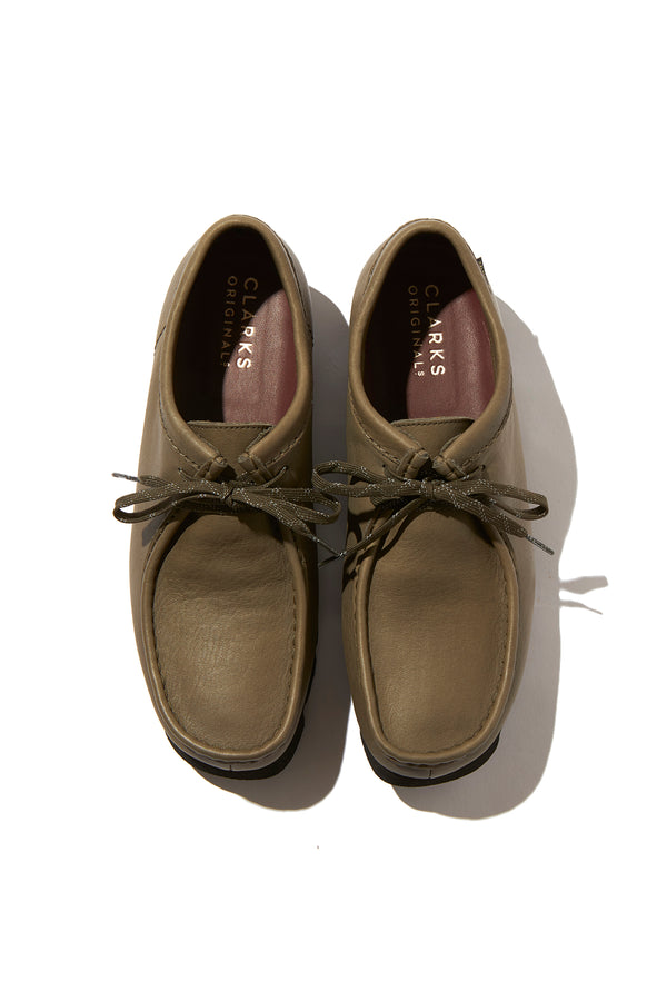 CLARKS ORIGINALS, Wallabee GTX LEATHER