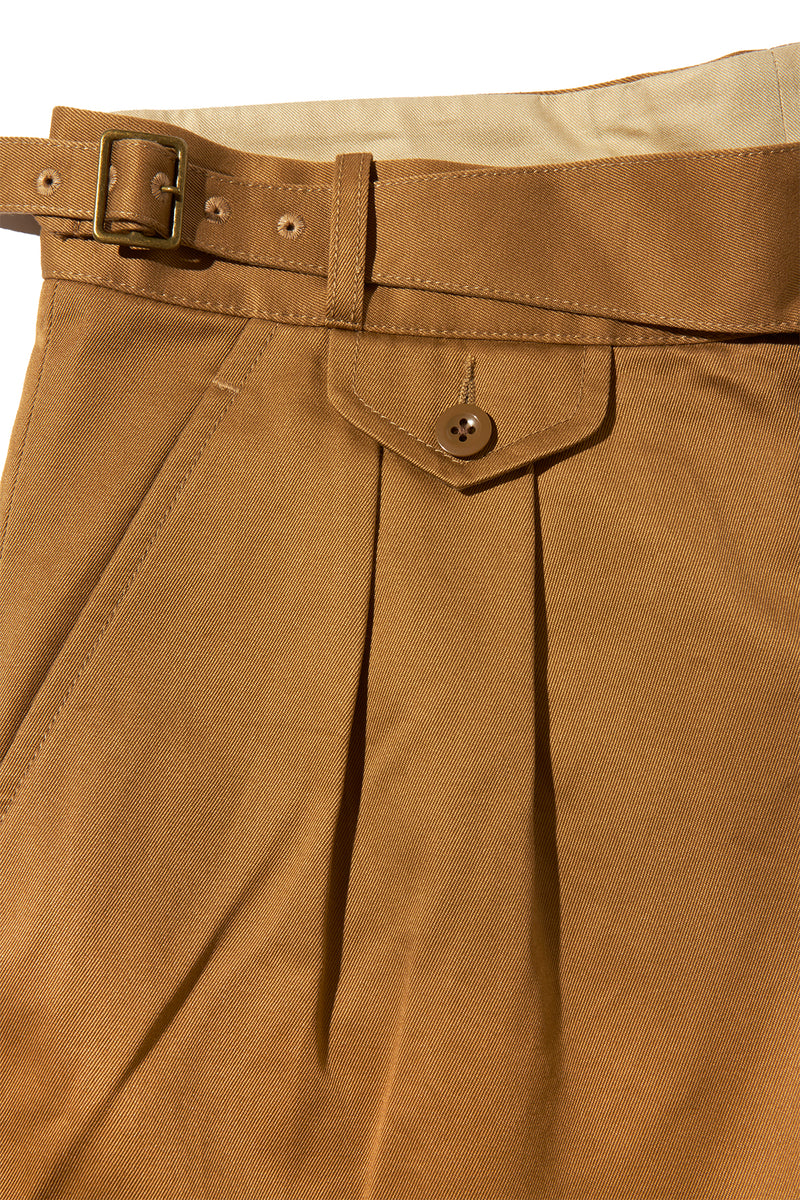jpress kenneth field WEST POINT GURKA TROUSERS