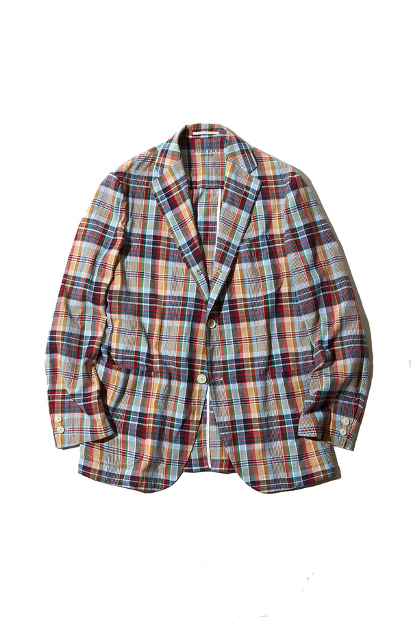 MADRAS 3B TAILORED JACKET, J.PRESS & SON'S AOYAMA LIMITED