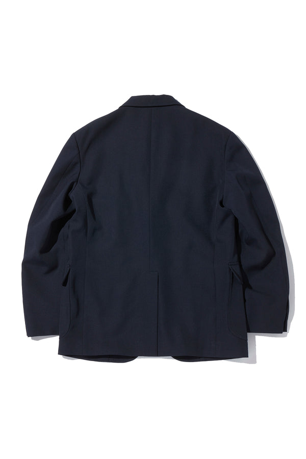 T/W Serge Change Button Blazer