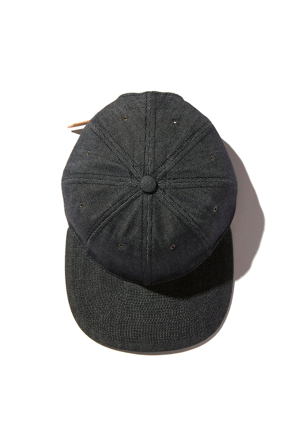 POTEN × J.PRESS ORIGINALS, Denim Cap