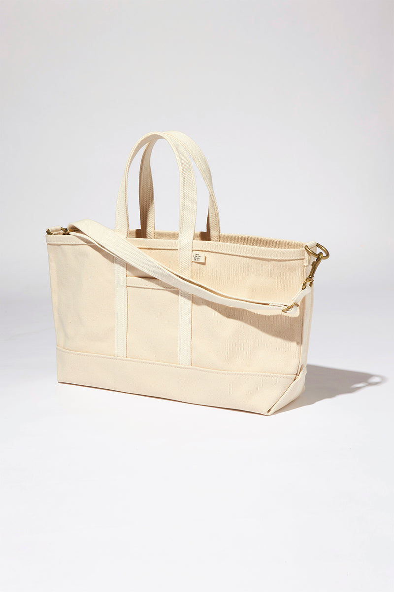 J.PRESS & SON'S ORIGINAL CANVAS TOTE BAG