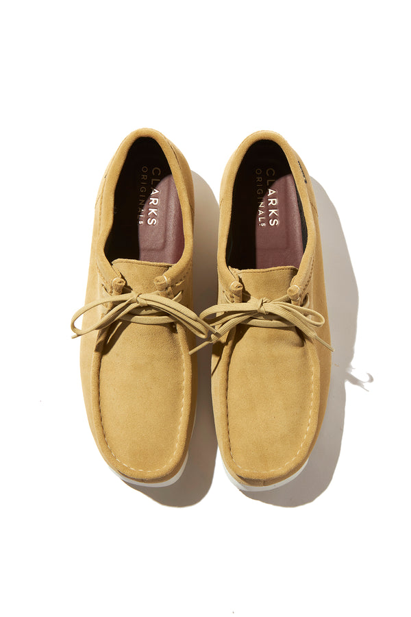 CLARKS ORIGINALS, Wallabee GTX SUEDE