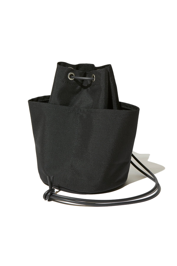 NL, JACOB, Leather Drawstring Bag,