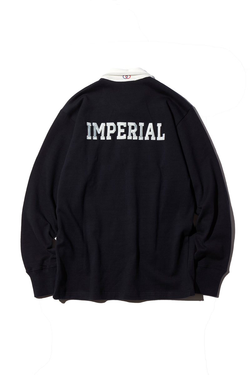 ROWING BLAZERS - IMPERIAL RUGBY SHIRT