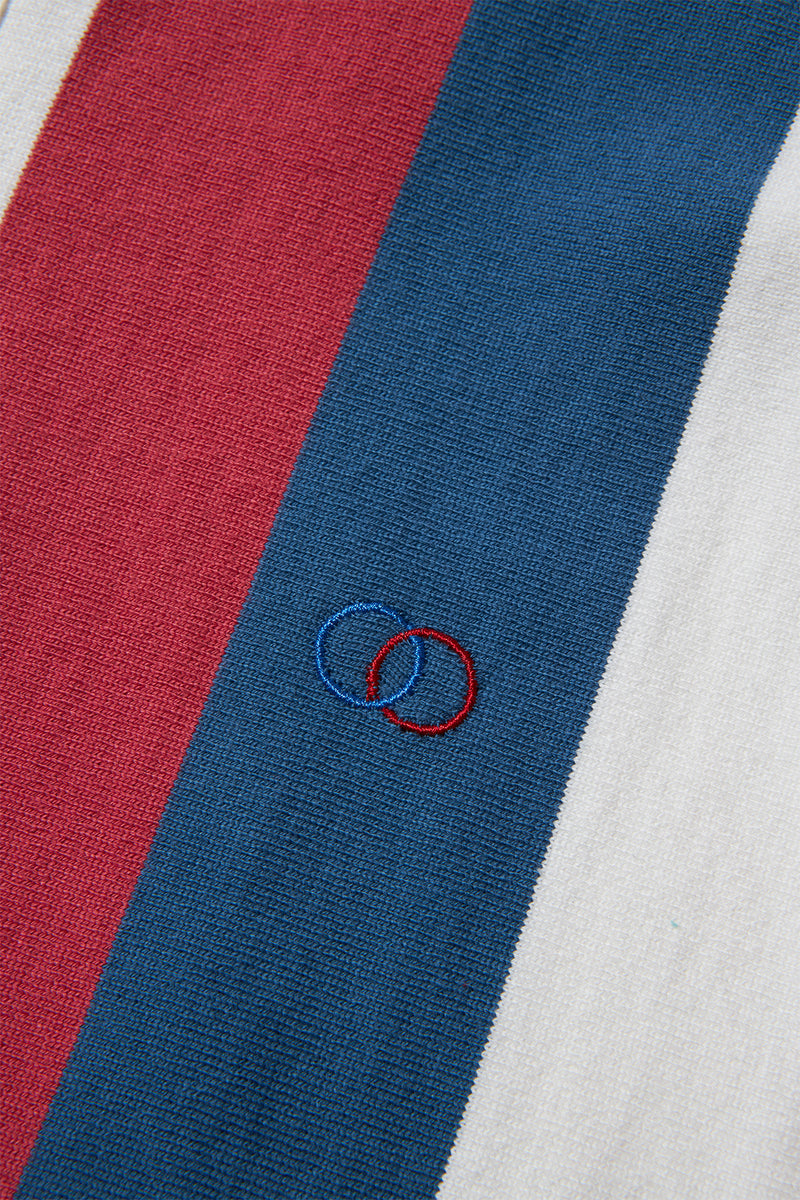 ROWING BLAZERS - FRANCE FOOTBALL RUGBY SHIRT