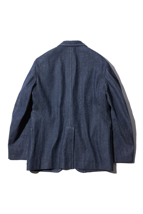 KURO × J.PRESS ORIGINALS - DENIM AUTHENTIC 3B BLAZER