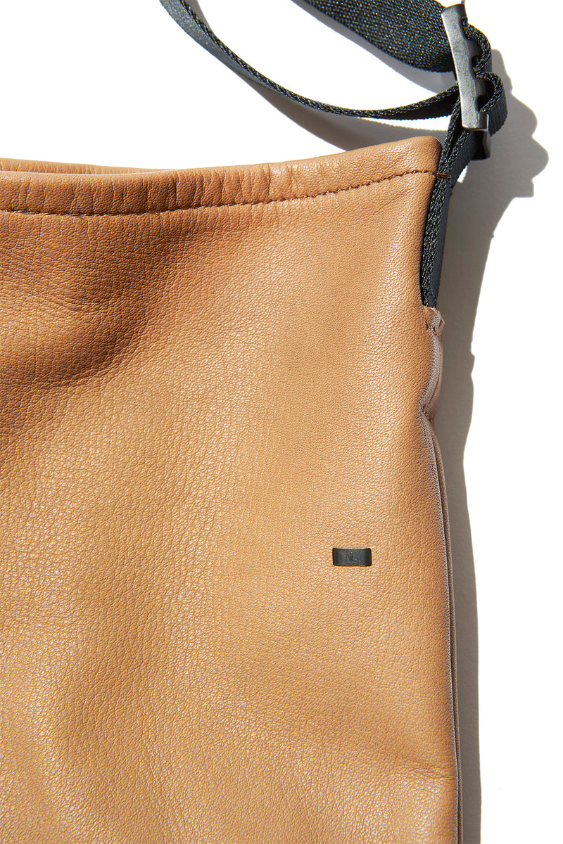 NL, DAN, Leather Shoulder Bag,