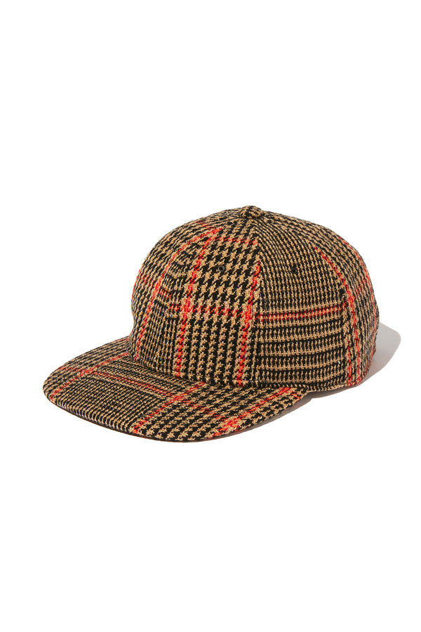POTEN × J.PRESS ORIGINALS, Tweed Cap