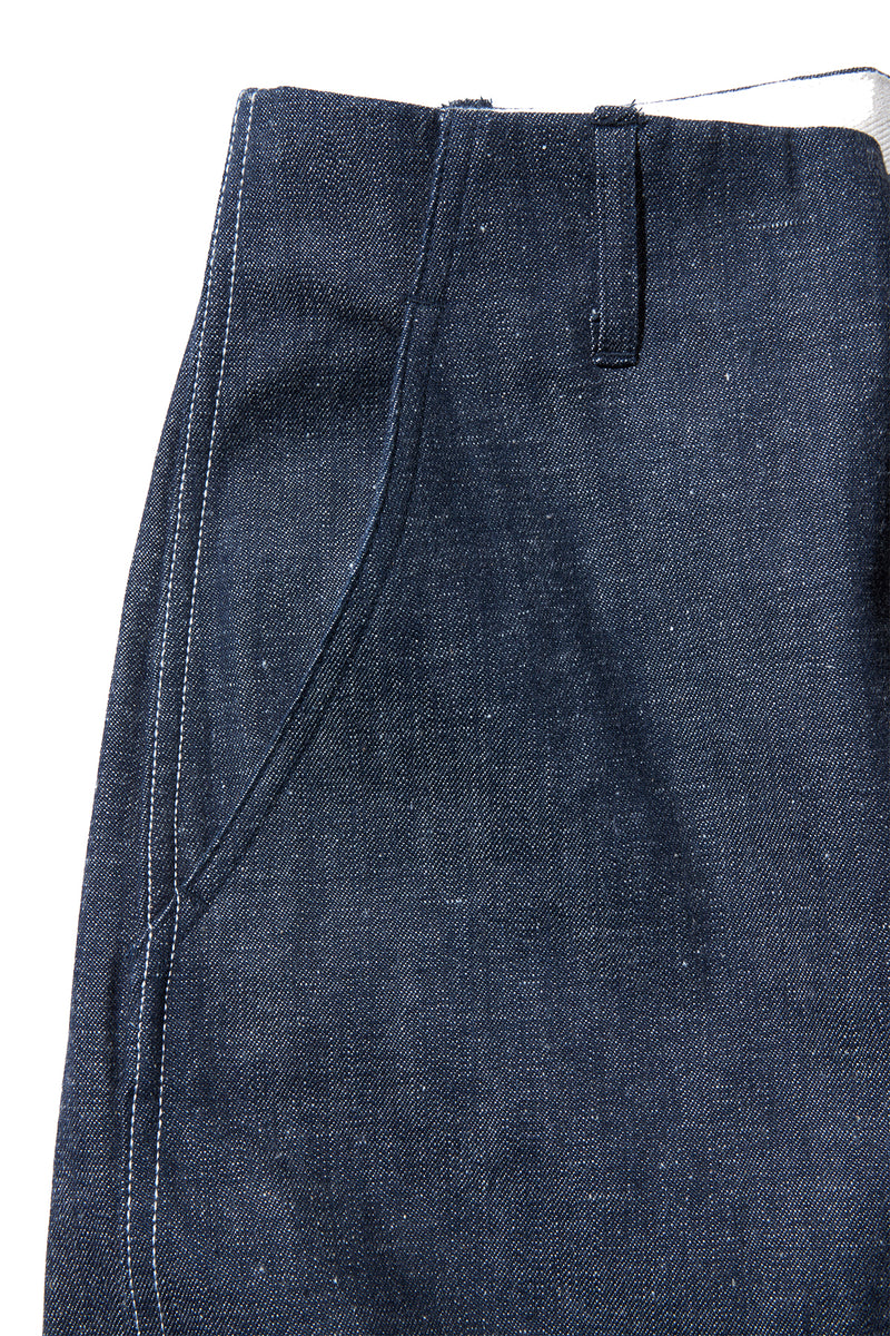KURO × J.PRESS ORIGINALS - DENIM TROUSERS