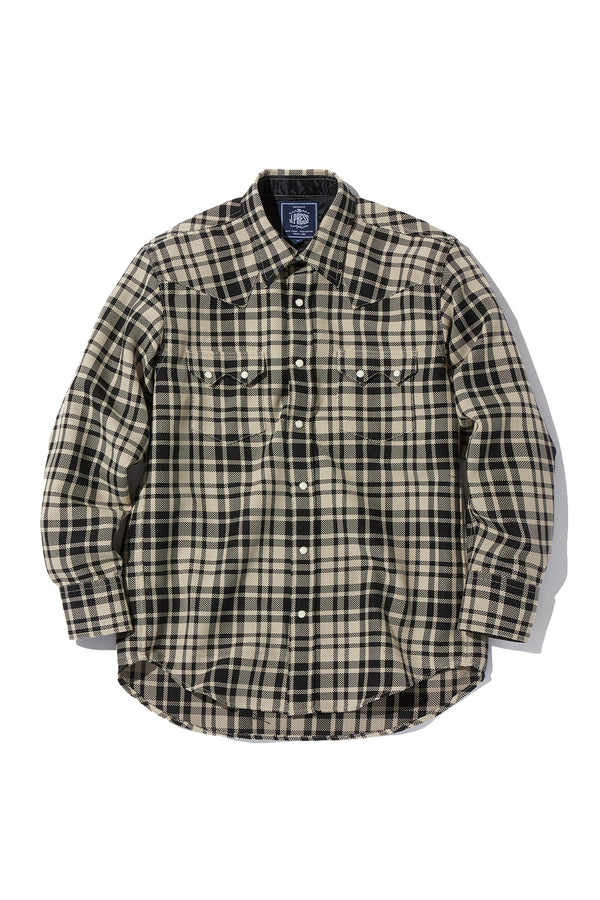 Active Bomber Western Shirt
