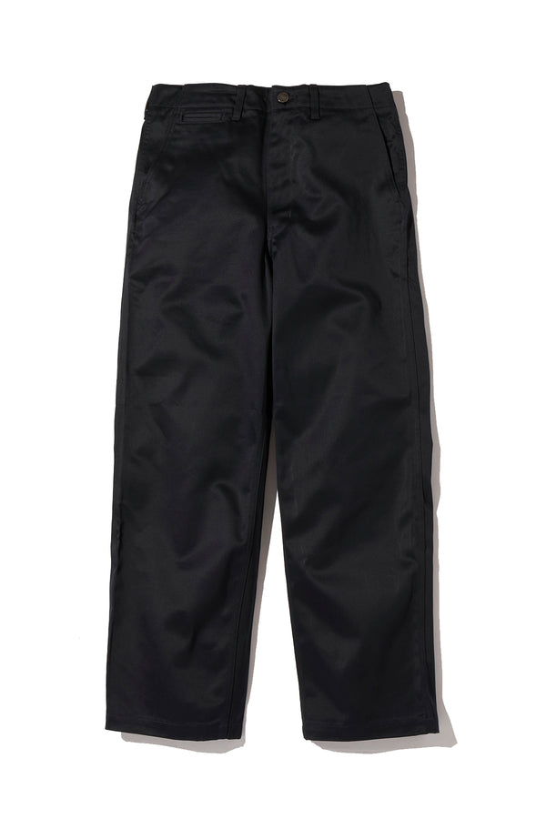 J.PRESS & SON'S LIMITED, WEST POINT WIDE CHINO TROUSERS