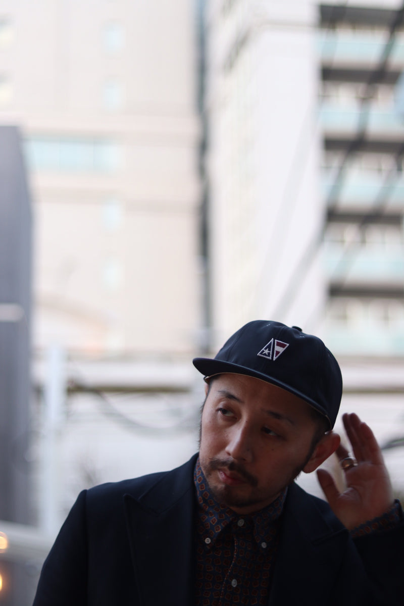 POTEN × J.PRESS ORIGINALS, GABARDINE BASEBALL CAP