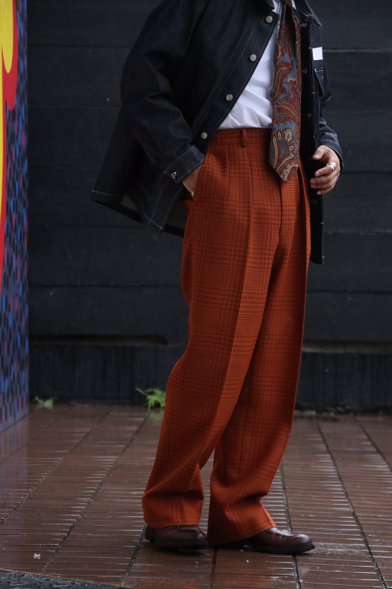 Active Bomber 2pleats Trousers