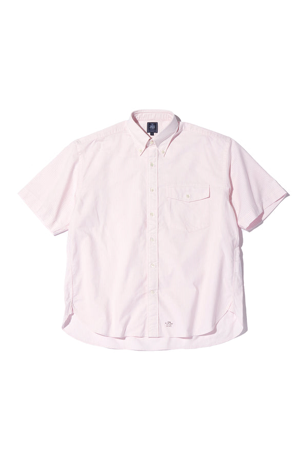 OXFORD B.D. SHIRT CANDY ST BAGGY FIT