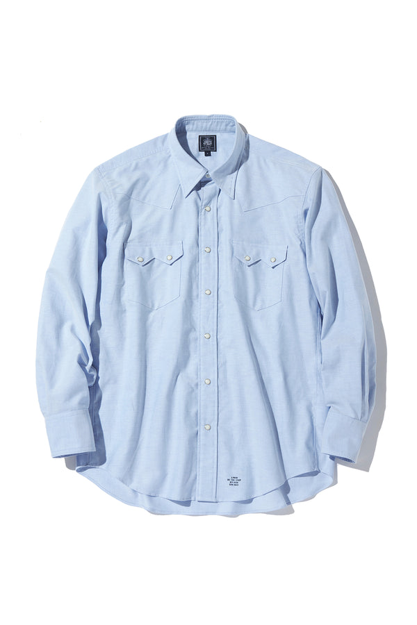 Oxford Western Shirt