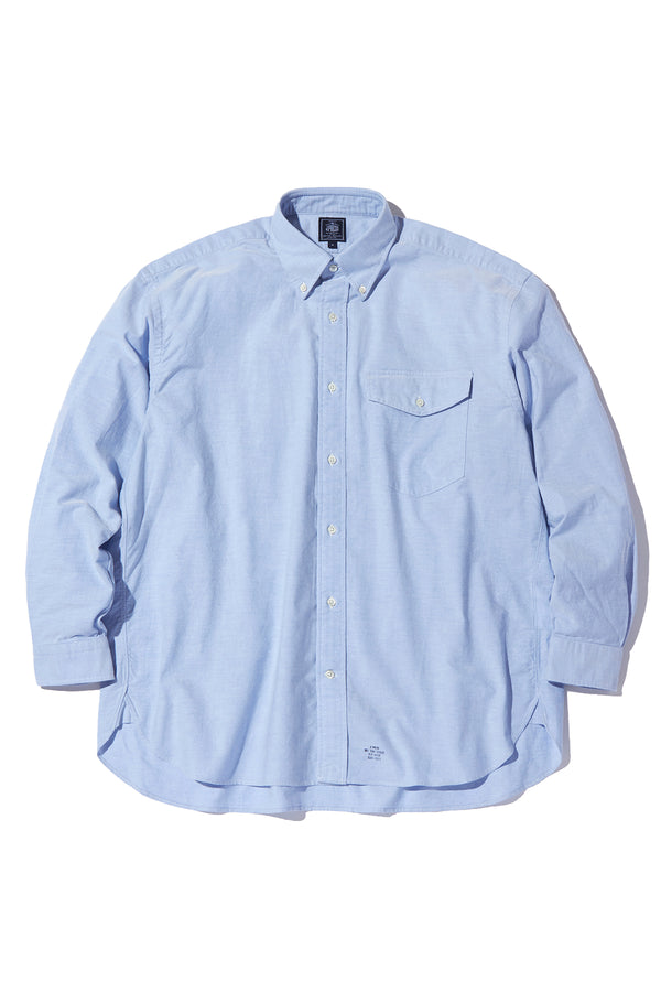 HERITAGE STOCK PROGRAM - OXFORD B.D. SHIRT BAGGY FIT