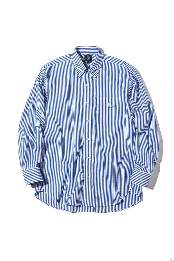 HERITAGE STOCK PROGRAM - BROAD B.D. SHIRT AUTHENTIC FIT