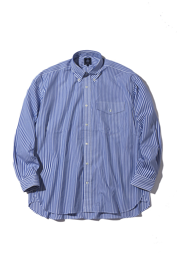 HERITAGE STOCK PROGRAM - BROAD B.D. SHIRT BAGGY FIT
