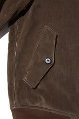Corduroy Golf Jacket