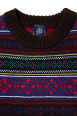 jpress Fair isle Sweater