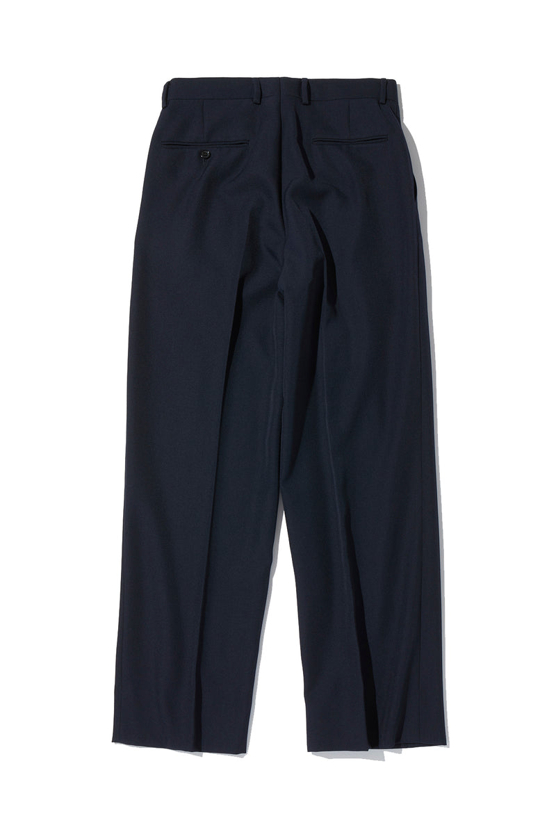 T/W Serge Wide Trousers