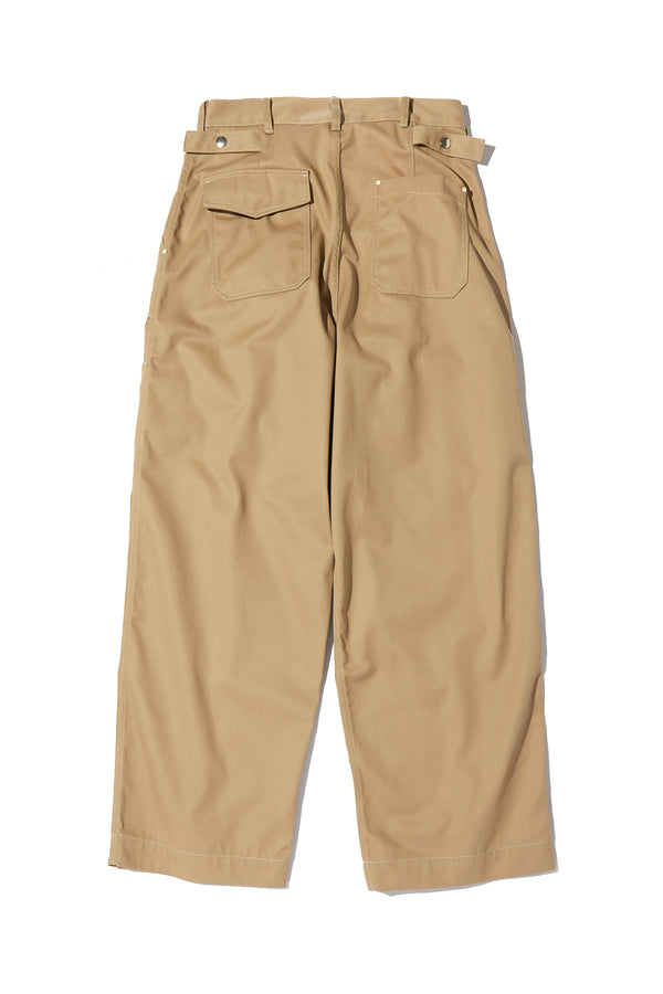 T/C TWILL Utility Trousers