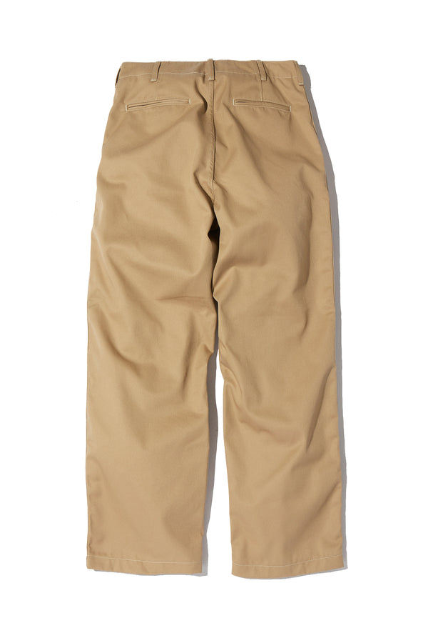 T/C TWILL Military Chino Trousers