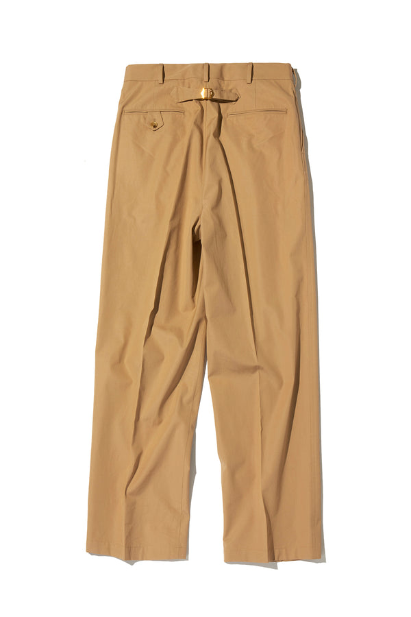 VENTILE 2PLEATS TROUSERS