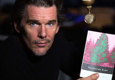 Ethan Hawke to Narrate 'The Dharma Bums' for Audiobook Production