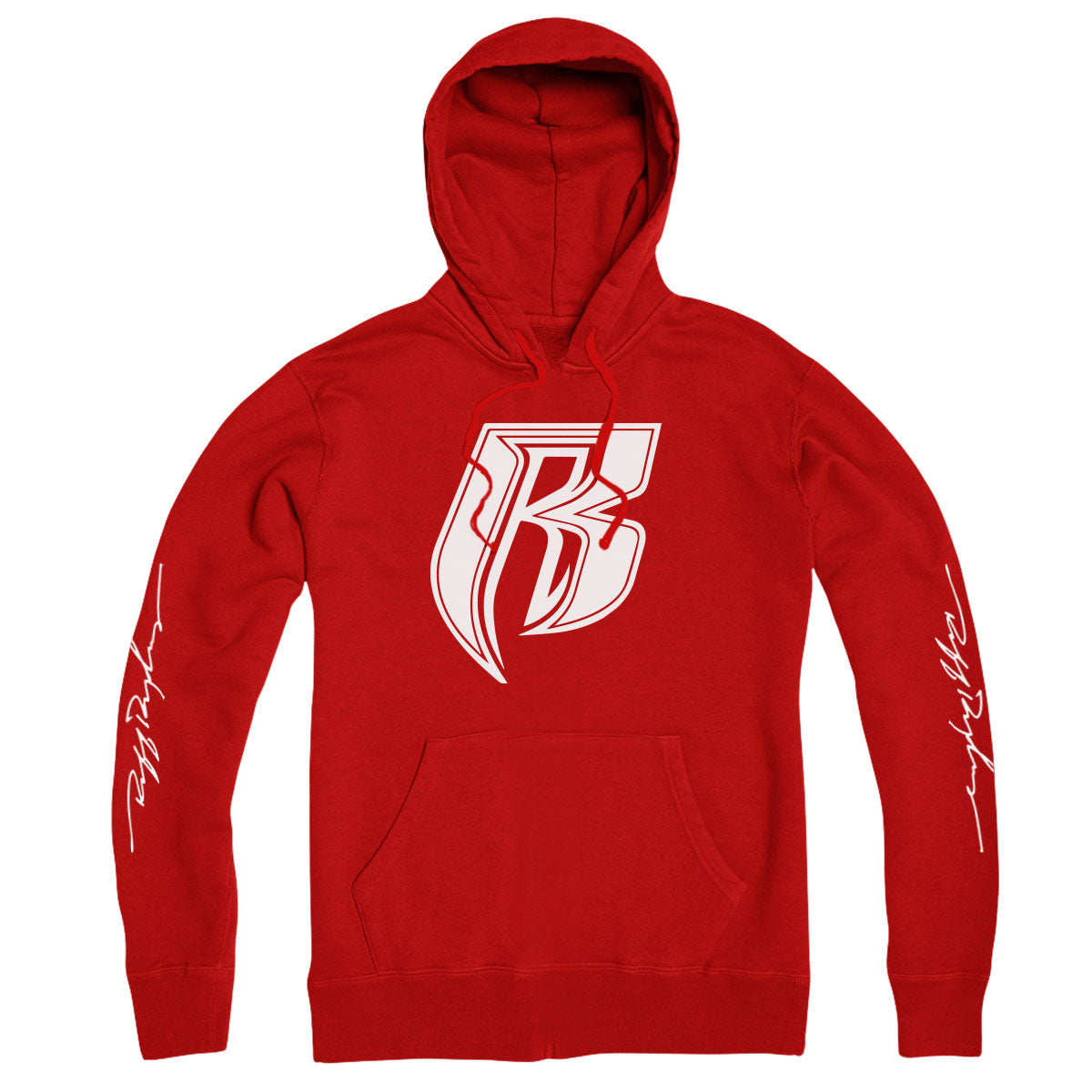 RR Icon Signature Hoodie - Red